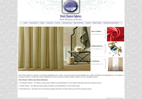 First Choice Fabrics