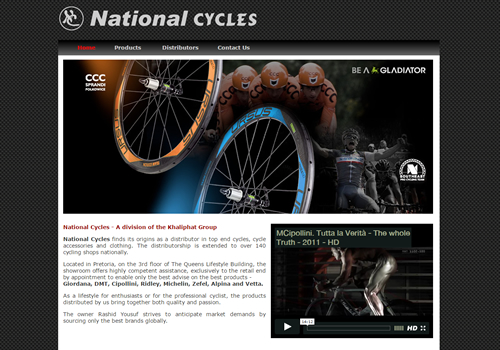 National Cycles