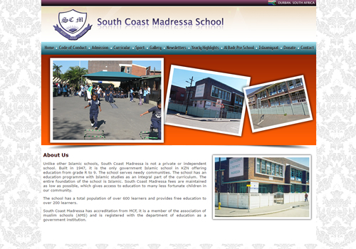 South Coast School