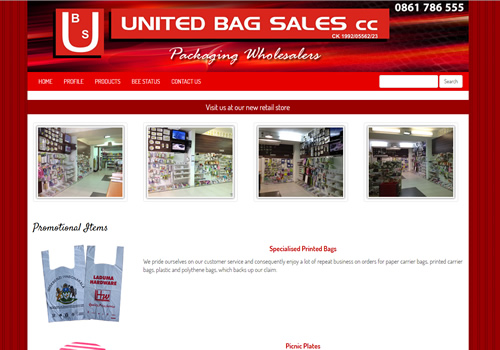 United Bag Sales